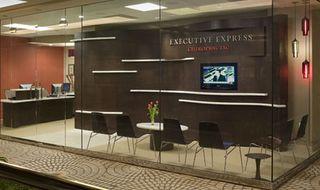 Executive Express Chiro No-Waiting room
