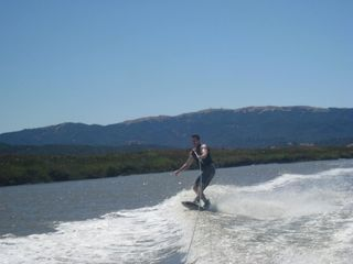 Dr. Adam Jacobs Wakeboarding