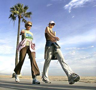 Walking health update